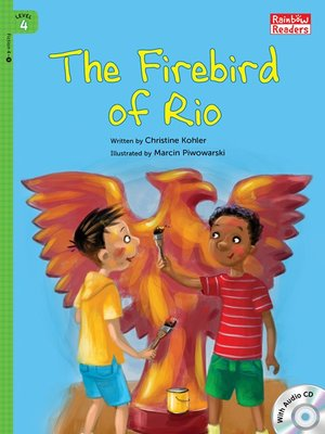 cover image of The Firebird of Rio