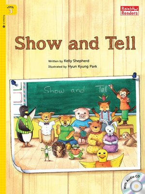cover image of Show and Tell