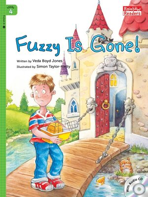 cover image of Fuzzy Is Gone!