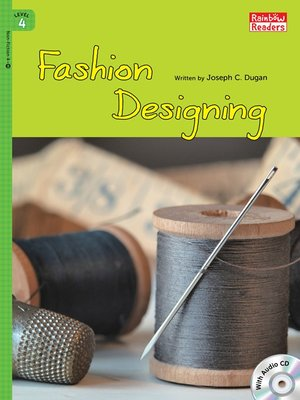 cover image of Fashion Designing