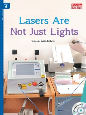cover image of Lasers Are Not Just Lights