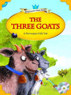 cover image of The Three Goats