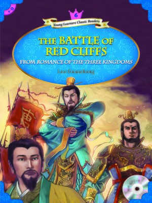 cover image of The Battle of Red Cliff from Romance of the Three Kingdoms