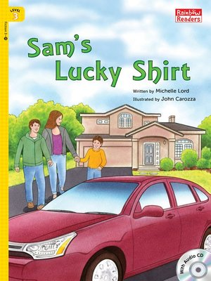 cover image of Sam's Lucky Shirt