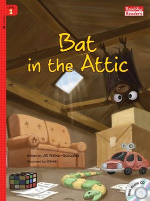 cover image of Bat in the Attic