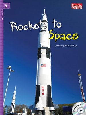 cover image of Rockets to Space