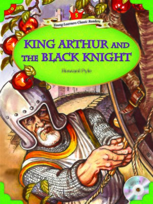 cover image of King Arthur and the Black Knight