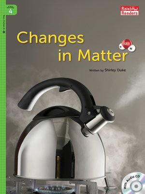 cover image of Changes in Matter