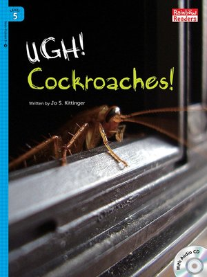 cover image of UGH! Cockroaches!