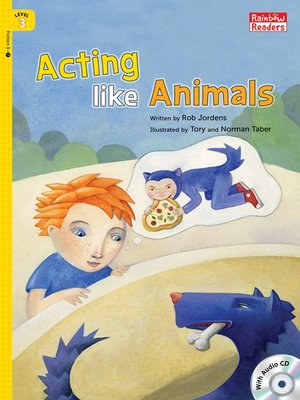 cover image of Acting like Animals