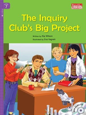 cover image of The Inquiry Club's Big Project