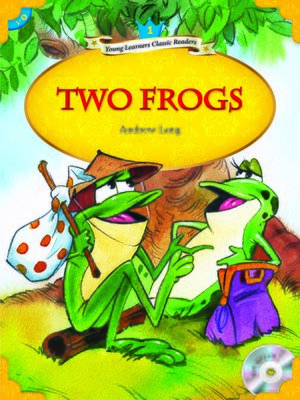 cover image of Two Frogs
