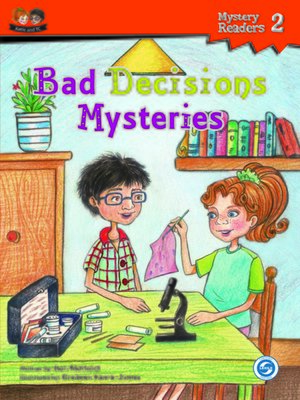 cover image of Bad Decision Mysteries