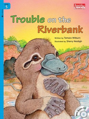 cover image of Trouble on the Riverbank