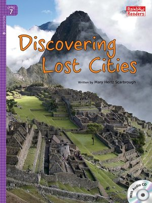cover image of Discovering Lost Cities