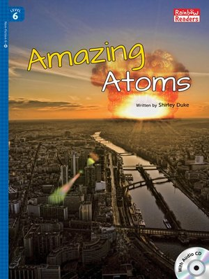 cover image of Amazing Atoms