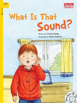 cover image of What Is That Sound?