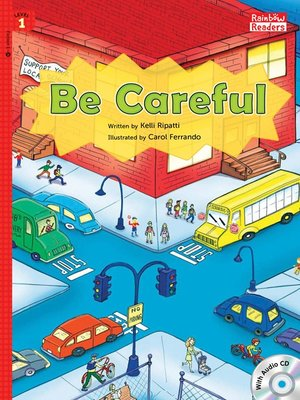 cover image of Be Careful