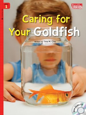 cover image of Caring for Your Goldfish