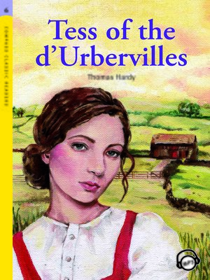 cover image of Tess of the D'Urbeville