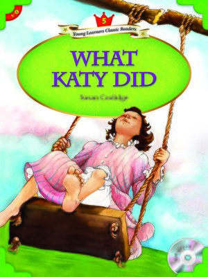cover image of What Katy Did