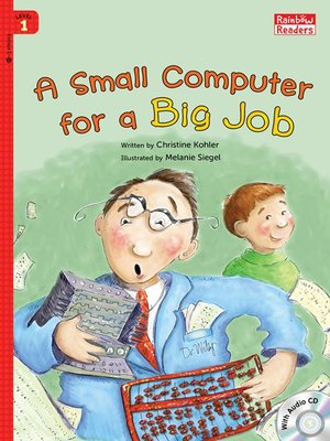 cover image of A Small Computer for a Big Job