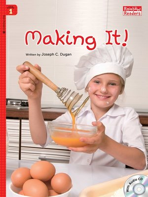 cover image of Making It!