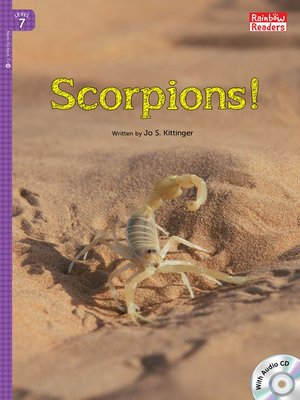 cover image of Scorpions!