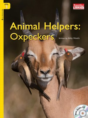 cover image of Animal Helpers