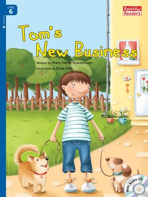 cover image of Tom's New Business