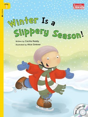 cover image of Winter Is a Slippery Season!