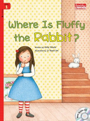 cover image of Where Is Fluffy the Rabbit?