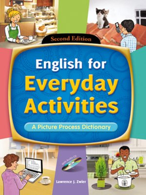 cover image of English for Everyday Activities