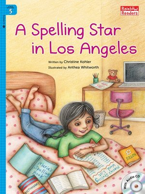 cover image of A Spelling Star in Los Angeles