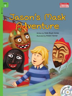 cover image of Jason's Mask Adventure