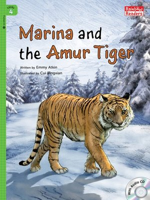 cover image of Marina and the Amur Tiger