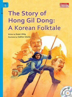 cover image of The Story of Hong Gil Dong