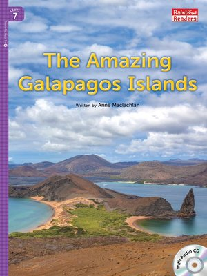 cover image of The Amazing Galapagos Islands