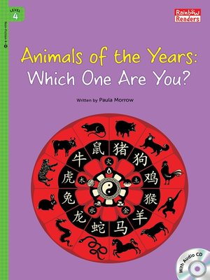cover image of Animals of the Years