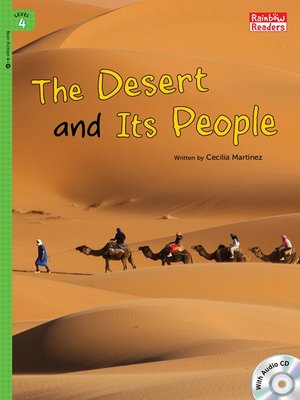 cover image of The Desert and Its People