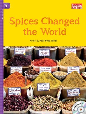 cover image of Spices Changed the World