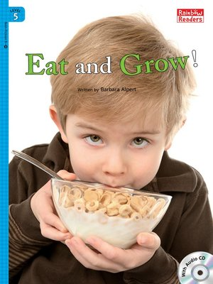 cover image of Eat and Grow!