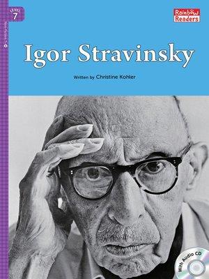 cover image of Igor Stravinsky