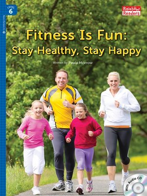 cover image of Fitness Is Fun