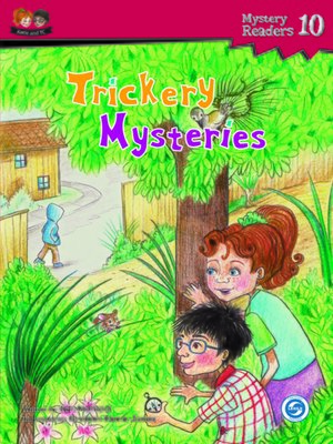 cover image of Trickery Mysteries