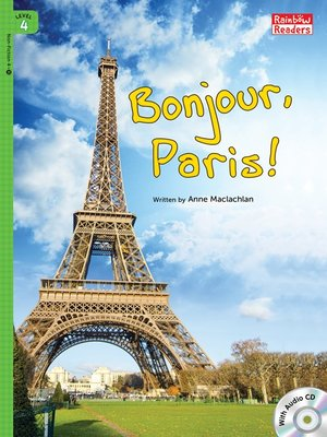 cover image of Bonjour, Paris!