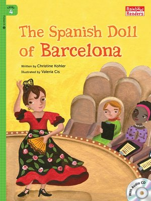 cover image of The Spanish Doll of Barcelona