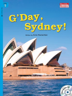 cover image of G'Day, Sydney!