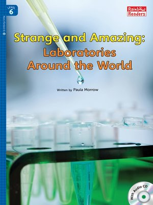 cover image of Strange and Amazing
