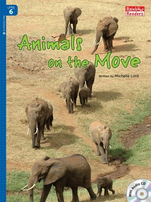 cover image of Animals on the Move
